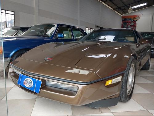 Imagem 1 de 13 de Imp/ Gm - Corvette - 1986 - 350 Hp