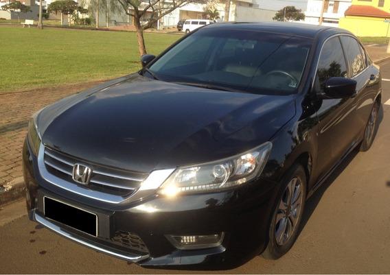 Honda Accord 2.4 Ex - Ipva 2020 Pago