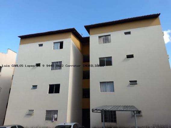 Apartamento 2 Quartos Para Venda Em Teresina, Colorado, 2 Dormitórios, 1 Suíte, 2 Banheiros, 1 Vaga - Apto Bosque Térreo