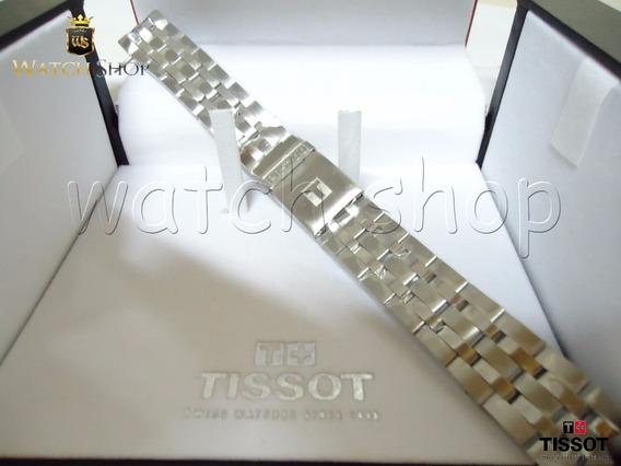 Pulseira De Aço Tissot Prs 200 T067417 - Original