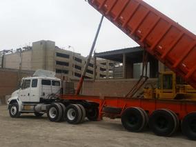 Semitrailer Volquete
