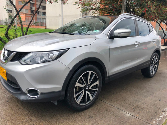 Nissan Qashqai Exclusive Full 4x4