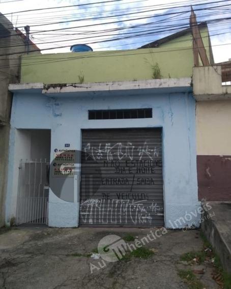 Casa Para Venda No Cipava, Osasco - Ca00337 - 33824096