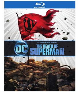 Death Of Superman Blu-ray + Dvd