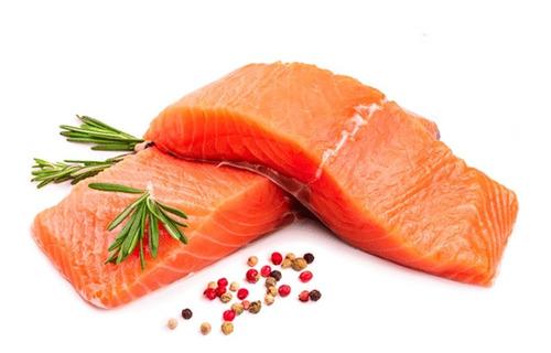 Imagen 1 de 5 de Salmon Rosado Congelado Envasado Al Vacio X 4u X 500gr