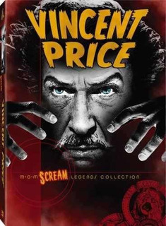 Dvd : Vincent Price: Mgm Scream Legends Collection (gift...