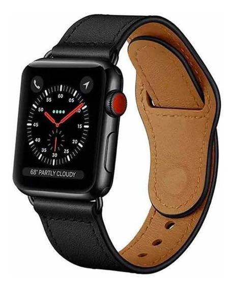 Correa Extensible Apple Watch Piel 42/44mm Iwatch J30