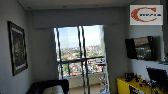 Apartamento Com 1 Dormitório À Venda, 40 M² Por R$ 285.000,00 - Vila Das Mercês - São Paulo/sp - Ap3735
