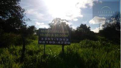 Terreno Para Venda Em Camaçari, Via Parafuso - T-2509