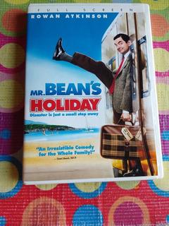 Dvd Mr Bean Holiday Rowan Atkinson