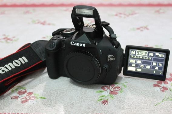 Canon T3i / 600d Corpo Perfeito