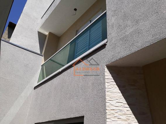 Sobrado Com 2 Dormitórios À Venda, 68 M² Por R$ 250.000 - Parque Guarani - São Paulo/sp - So0063