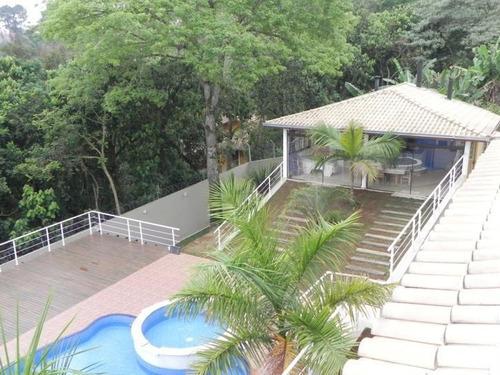 Casa Com 5 Dormitórios Suítes À Venda, 890 M² Por R$ 3.200.000 - Fazendinha - Carapicuíba/sp - Ca0223