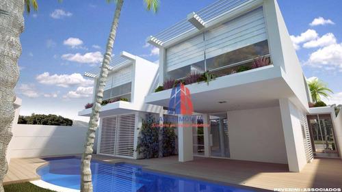 Sobrado Com 3 Dormitórios À Venda, 399 M² Por R$ 1.750.000,00 - Jardim Phillipson Park - Americana/sp - So0354