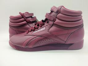 Tênis Freestyle Hi S - Roxo adidas - Bd5814