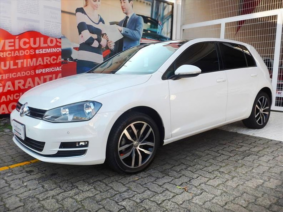 Volkswagen Golf Highline Tsi 1.4 Automático 2014 C/ Teto Sol