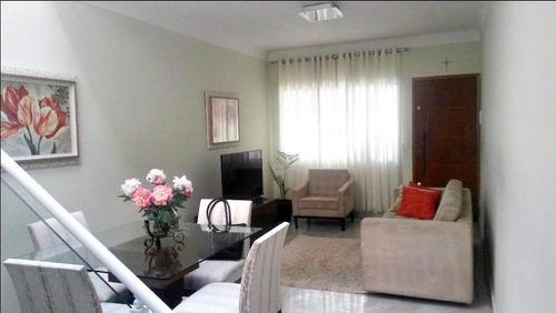 Sobrado Com 3 Dormitórios À Venda, 96 M² Por R$ 510.000,00 - Jardim Vila Formosa - São Paulo/sp - So0745