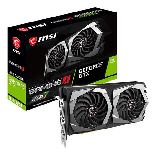 Placa Video Msi Geforce Gtx 1650 Super Gaming X 4gb Gddr6