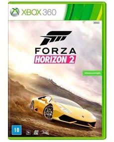 Jogo Forza Horizon 2 X360 Física Português Novo Frete Grátis