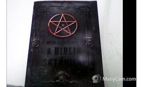 A Bíblia Satánica Anton Szandor Lave