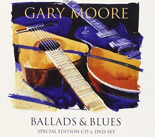 Cd : Gary Moore - Ballads & Blues (united Kingdom - Import)