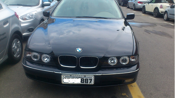 Bmw 528 E39 High Line Nao E Blindada Linda