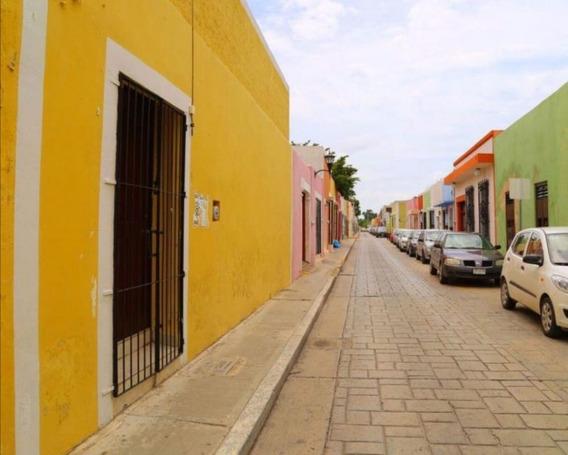 Renta De Departamento En Centro Histórico Calle 59 Campeche