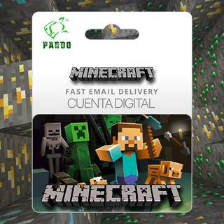 Minecraft Java Edition Premium Pro - Digital Pardo