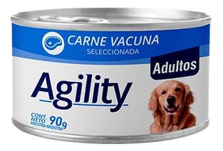 Lata Agility Perro Adulto X 90 Gr