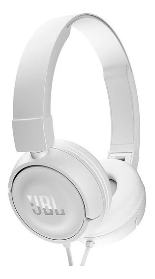 Fone De Ouvido Com Fio Jbl T450 Ear Bluetooth T 450 Branco