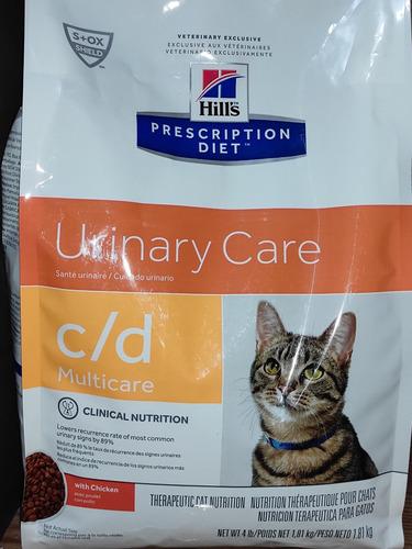 Imagen 1 de 2 de Hills Urinary Care C/d 1.8 Kg