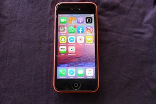 iPhone 5c En Buenas Condiciones Con Bateria Nueva