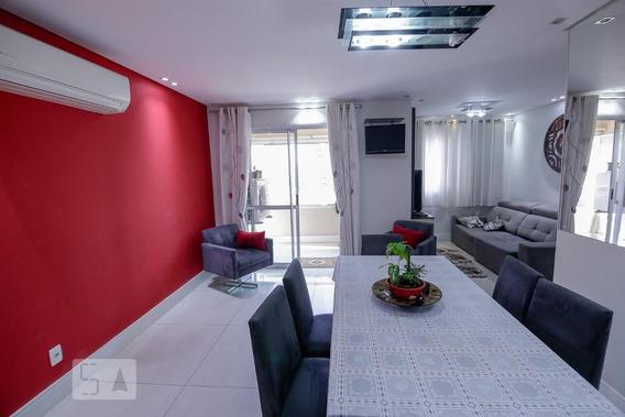Apartamento No 2º Andar Com 2 Dormitórios E 1 Garagem - Id: 892948379 - 248379