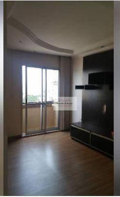 Imagem 1 de 6 de Apartamento Com 2 Dormitórios À Venda, 56 M² Por R$ 299.000,00 - Centro - Guarulhos/sp - Ap2062