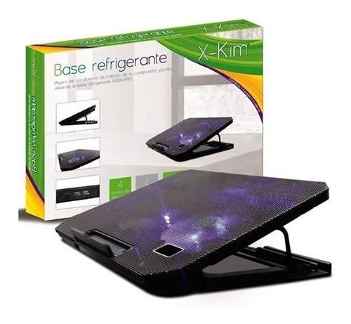 Imagen 1 de 1 de Base Refrigerante Para Portátil X-kim