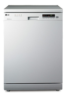 Lavavajillas LG D1452 de 14 cubiertos blanco 230V - 240V