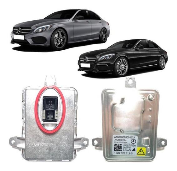 Modulo Reator Do Farol Lampada Xenon D1s Mercedes Benz Novo Cod 130732931201