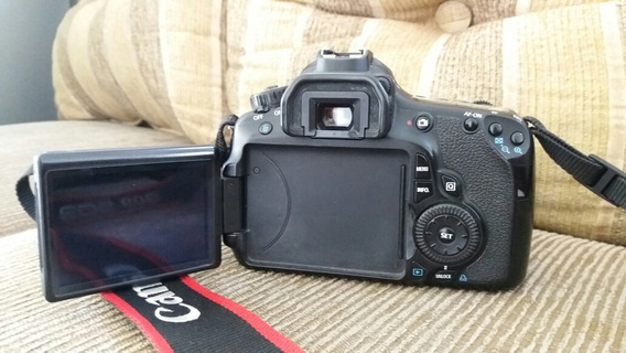 Camera Fotografica Canon 60d