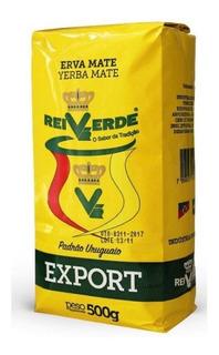 Yerba Mate Rei Verde X 1/2kg Similar Canarias