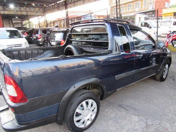 Fiat Strada Trek Cab Estendida 2006 Flex Completa-ar