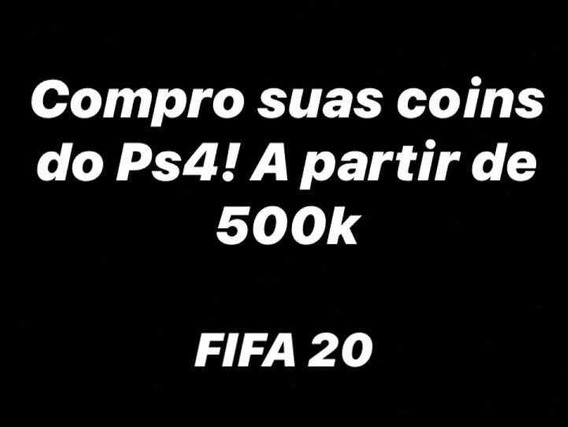 1kk Coins Fifa 20 Ps4