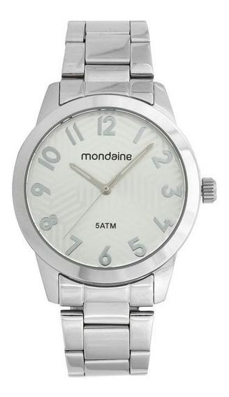 Relógio Feminino Mondaine 78716l0mvna2 Prata