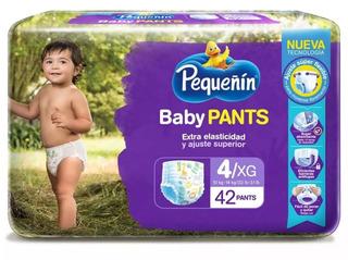 2 Paquetes Baby Pants Etapa 4 X 42 - Unidad a $935