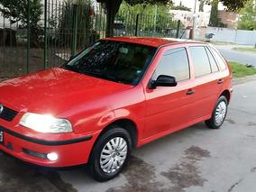 Volkswagen Gol 1.6 Comfort 5 Ptas. 2003