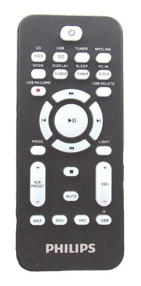 Remoto Philips Original Fwm6500x/78 Nx5 Nx7 Nx9 996510051895