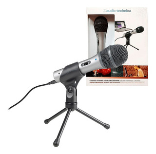 Microfono Audio Technica Atr2100 Usb O Xlr Dinamico Cardiode