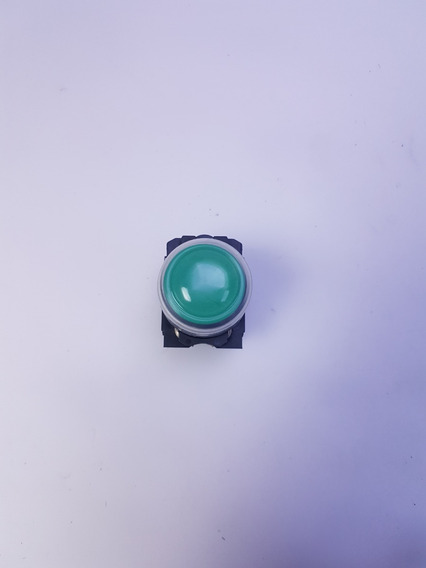Botao Impulsao Vd Revest. Silicone Ip-68 Schneider Xb5ap35
