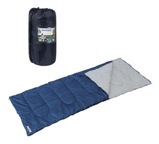Saco De Dormir Camping Acampamento 2,2m Com Extensor Mor