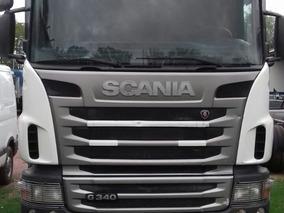 Scania G 340 Tractor $ 1250000 Y 36 Cuotas Fijas Y En Pesos