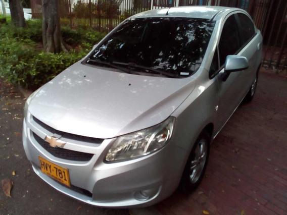 Excelente Chevrolet Sail Ltz 2014 Full